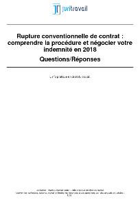Rupture conventionnelle CDD : comment mettre fin à un contrat de travail de type CDD ?