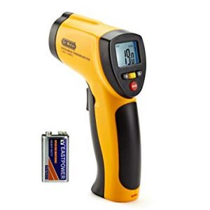 Thermomètre infrarouge : Excellent le thermomètre ?